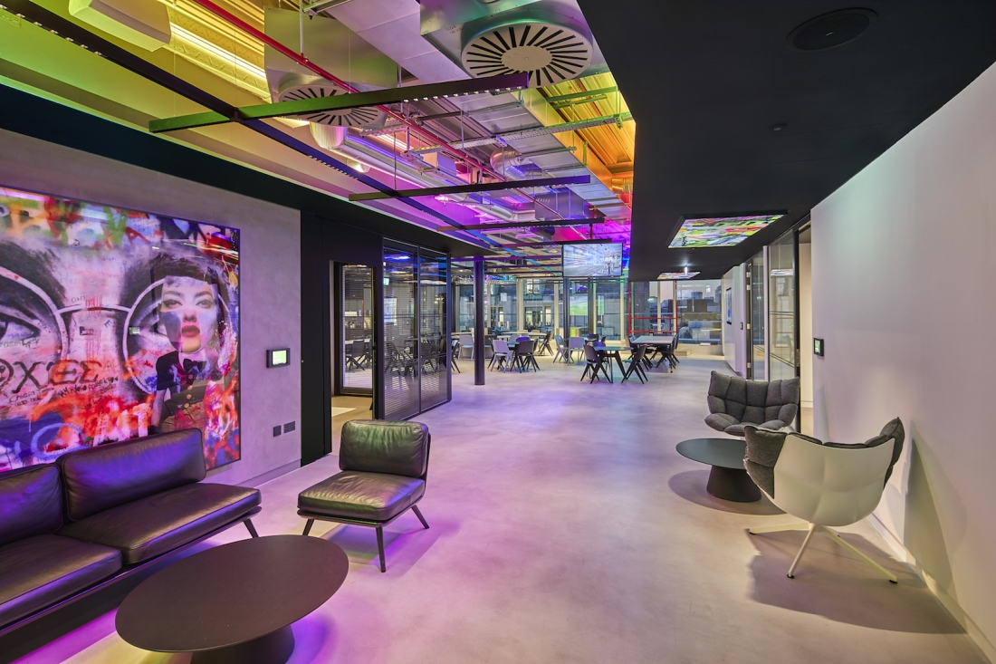 PENSON - Sports Direct International London HQ