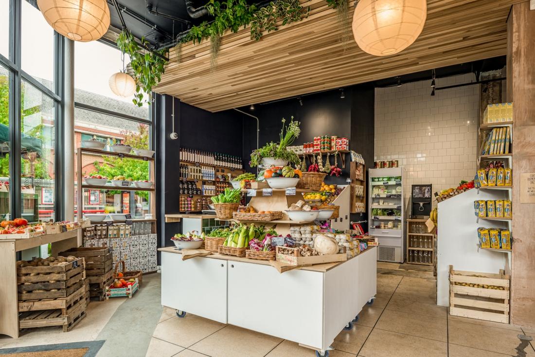The Bristol Loaf - Hugo's Greengrocer - Image - Franklin & Franklin