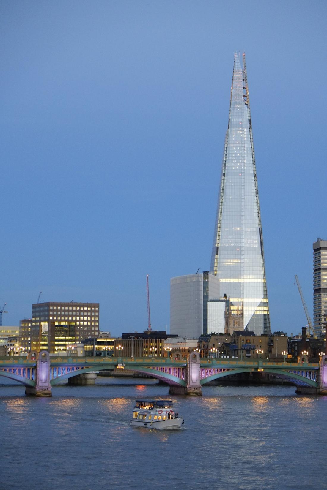 Renzo Piano Building Workshop, The Shard, London Bridge Tower and London Bridge Place, London, 2012 Photo © William Matthews © RPBW