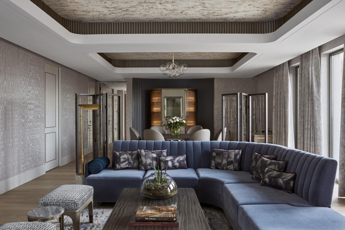 Joyce Wang Studio at the Mandarin Oriental London Penthouse