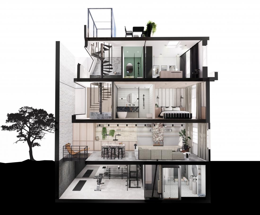 Private Client, Kensington Mews House