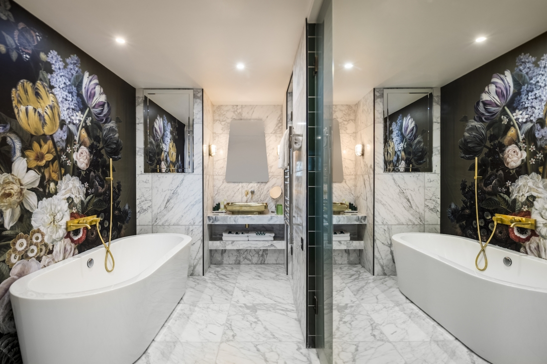 nhow London - Bathroom - Project Orange