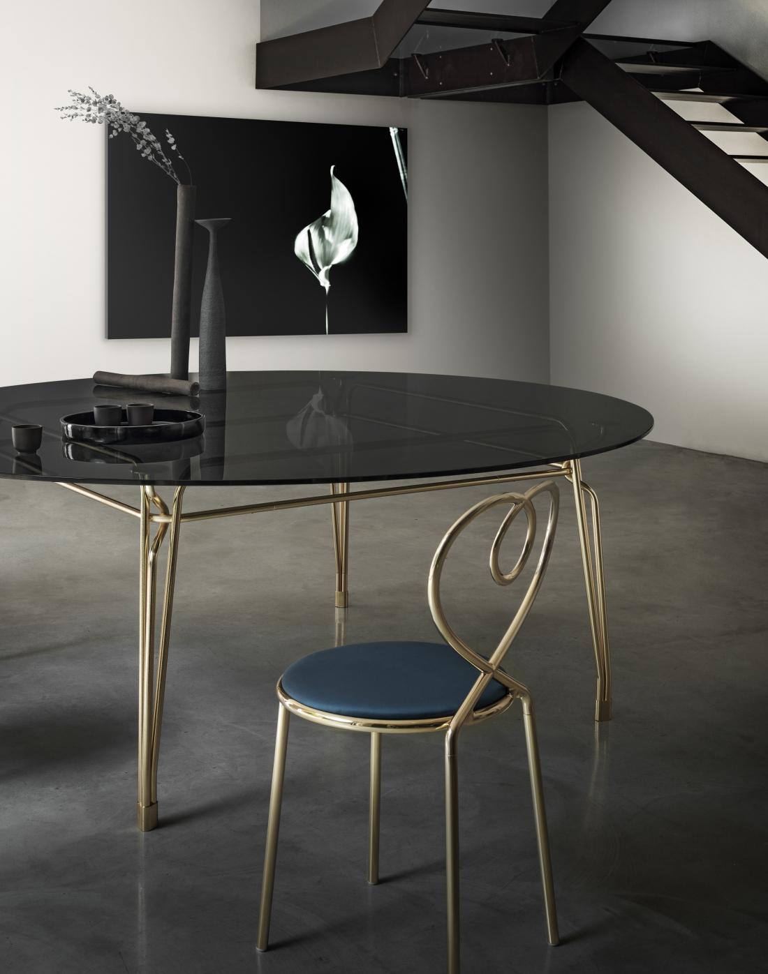 15 Botany table Love chair detail Fabrizio Bergamo