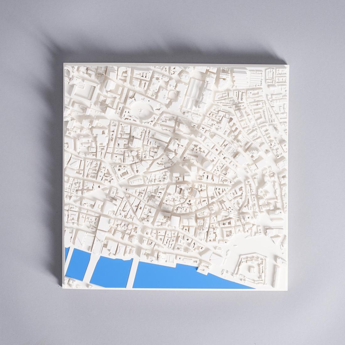 London 'Blue River' Cityscape.