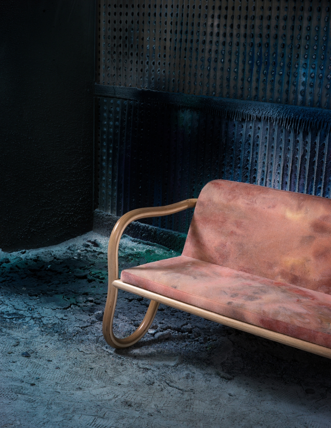 London Design Fair Kolho by Matthew Day Jackson for Made by Choice in collaboration with Formica Group
