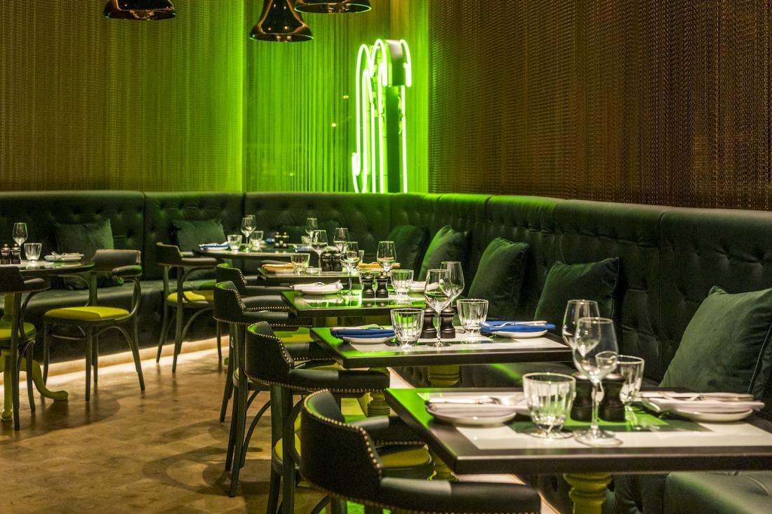 nhow London - Restaurant - Project Orange
