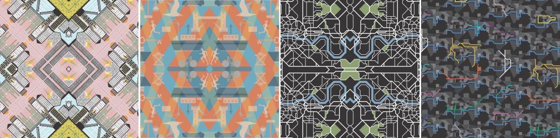 Patternistas - London Collection