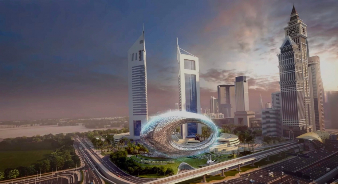 Museum of the Future - Dubai
