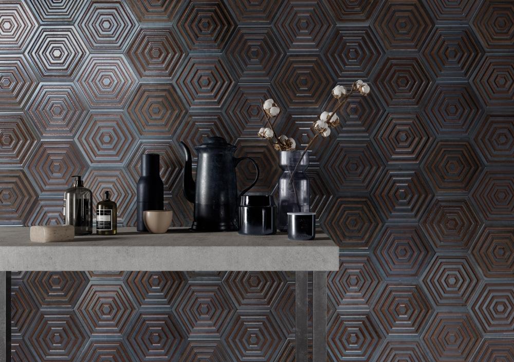 Tile of Spain Trends - Seventies Revival - Orion by Bestile