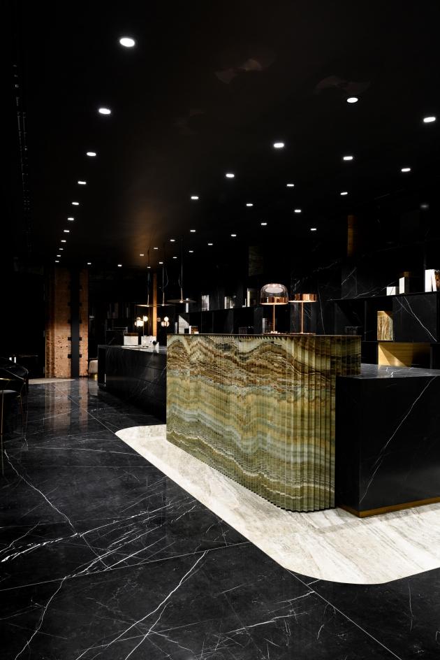 IRIS Ceramica Group Clerkenwell London Showroom
