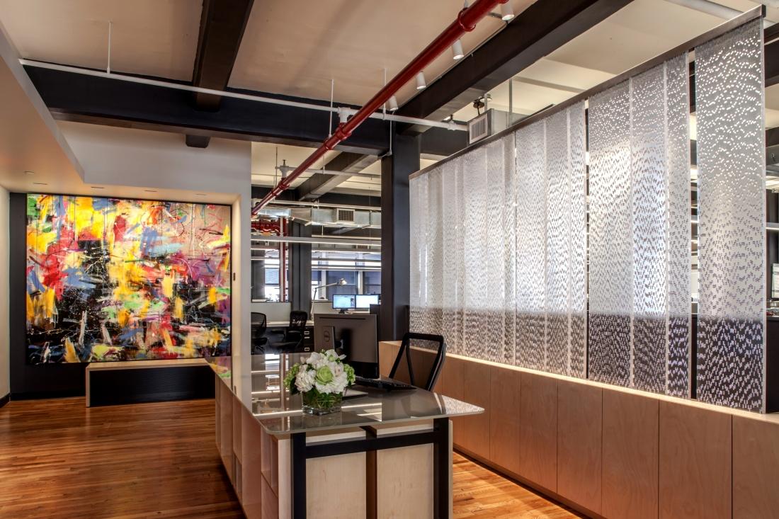 HLB Lighting Office.