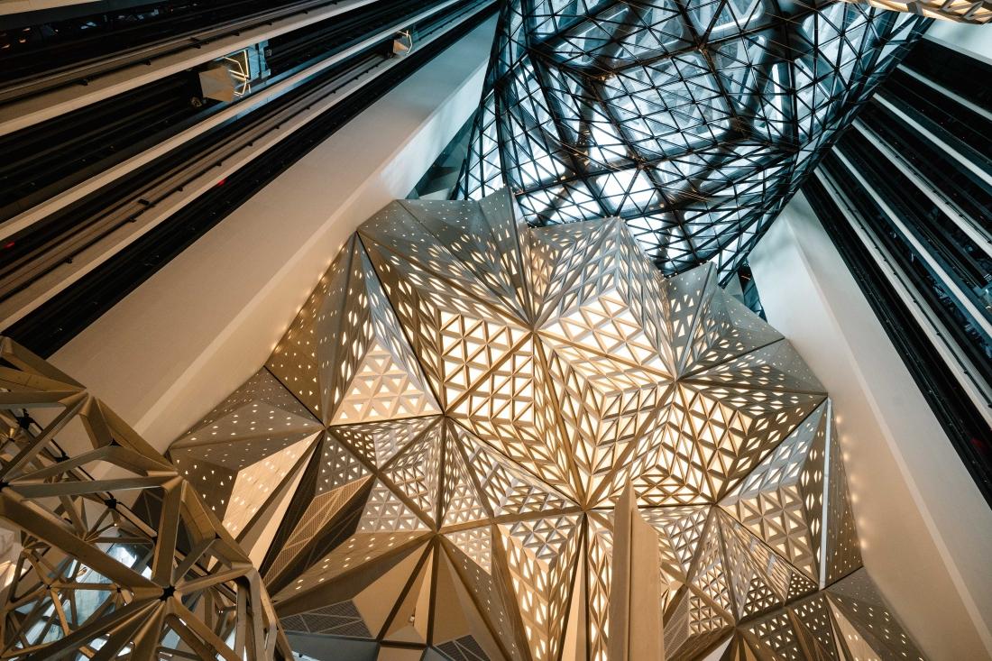 Morpheus Hotel (Zaha Hadid Architects).