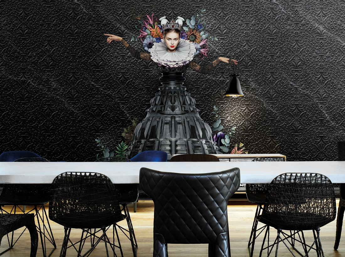 Wanderlust, design by Marcel Wanders for Londonart, 2019