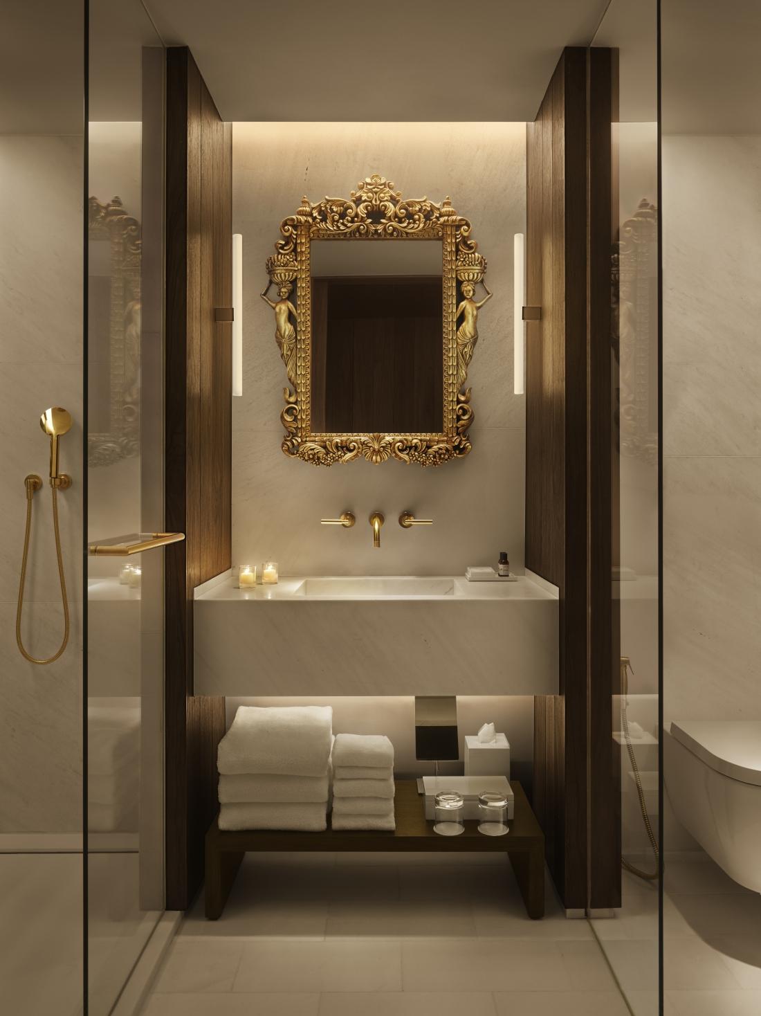 The Barcelona EDITION - Bathroom