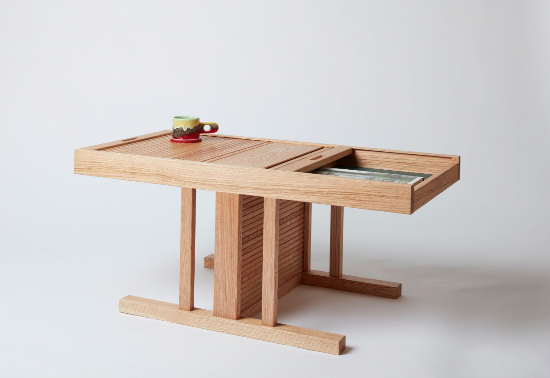 T Table by Jack Bibbings
