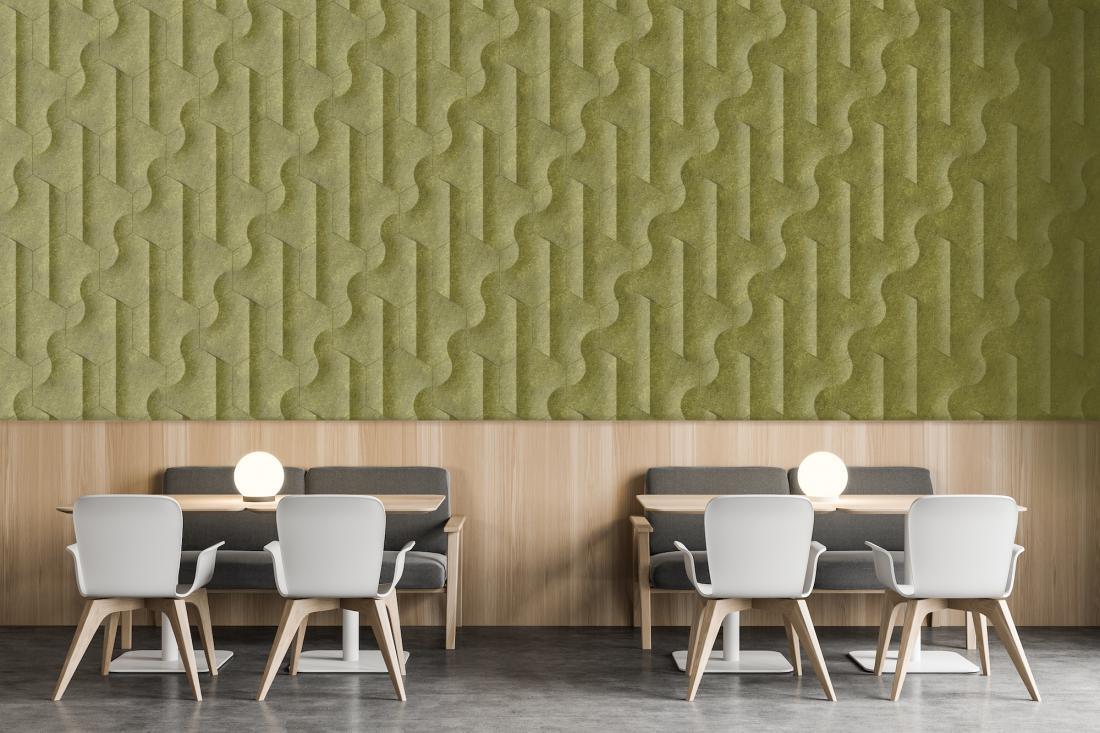 Ottan Panels - Fallen Palm Leaves Credit: Shutterstock