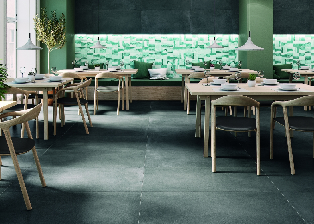 Tile of Spain Trends - Painted Effects - Samoa by Roca