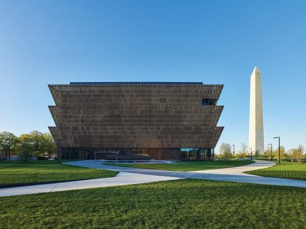 Smithsonian National Museum of African American History and Culture, credit: Brad Feinknopf