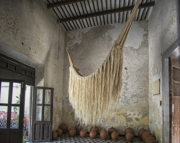 Angela Damman Jacinto's Castle of Dreams Hammock