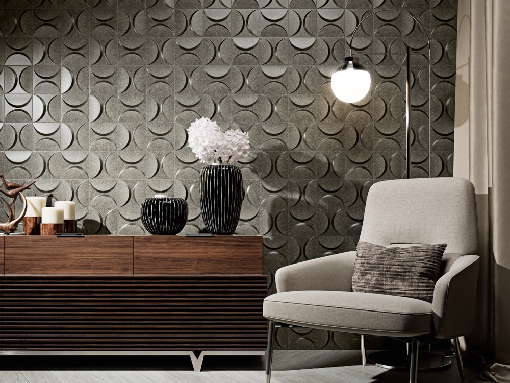 Tile of Spain Trends - Volumetric Variety - Eclipse by Realonda