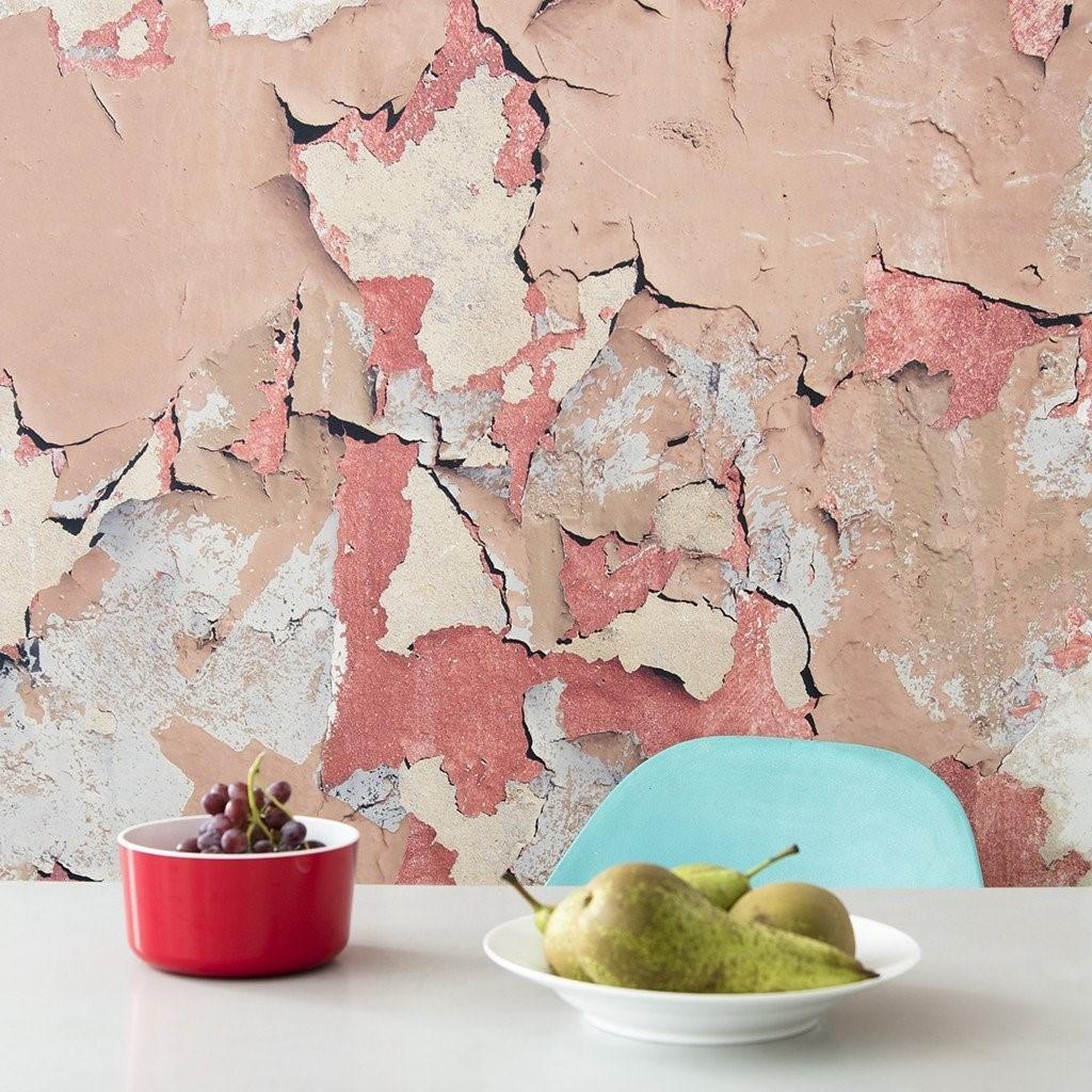 Ella Doran - Pelling Paint Wallpaper