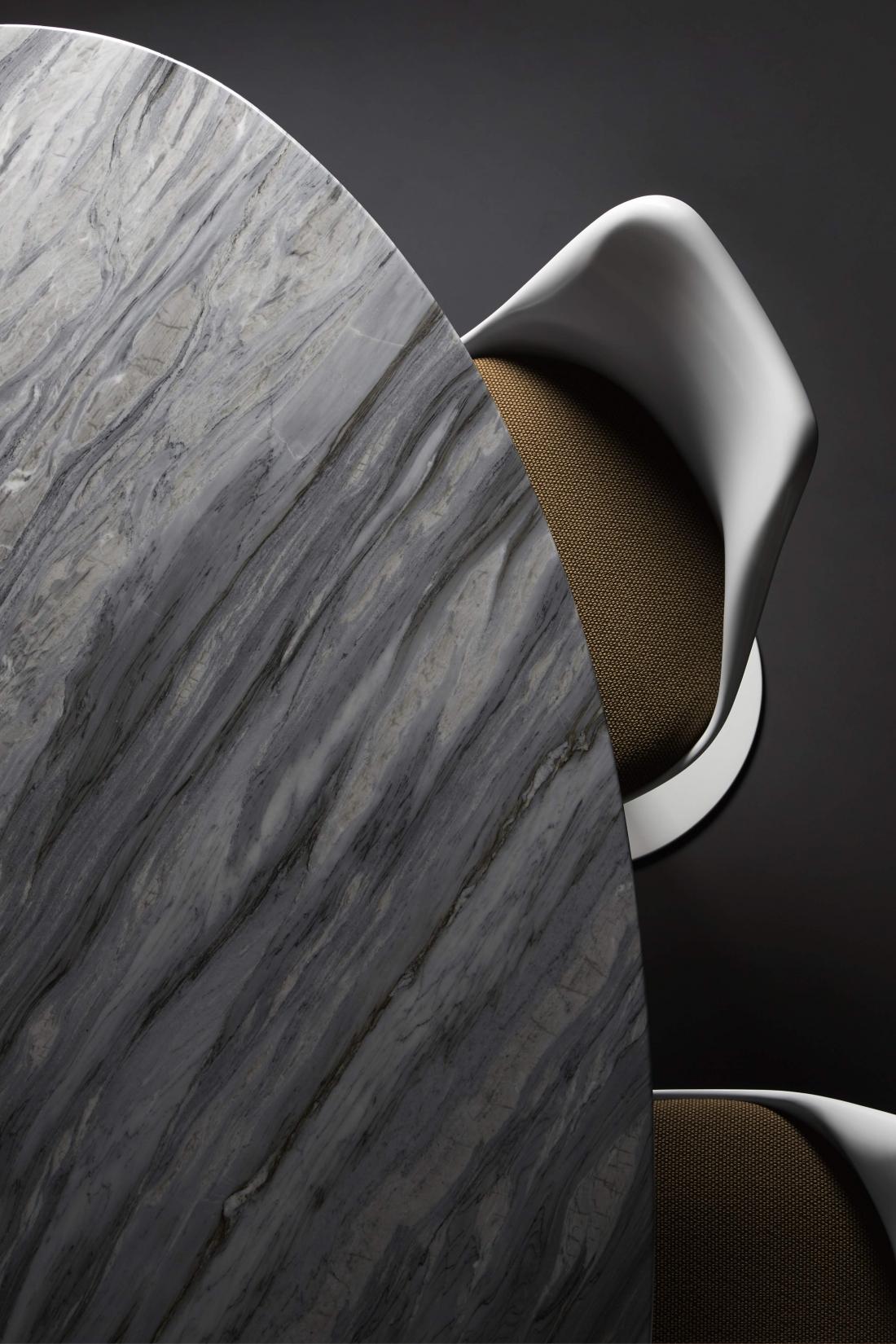 Eero Saarinen Pedestal Table Series
