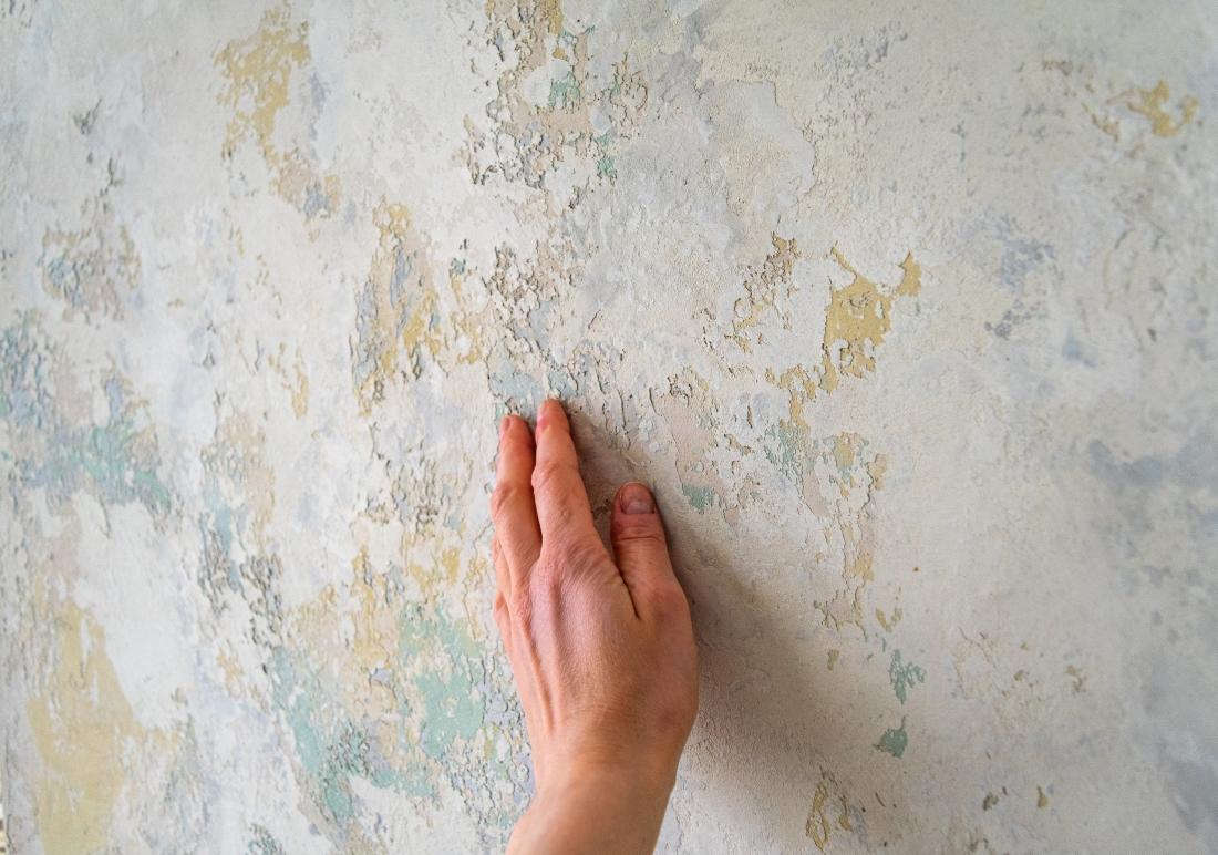 Artisan Italian Plaster Wallpaper Vacarda Design