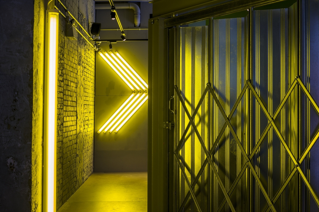 Gymbox by Lightivity Lighting Design for Best Light & Surface Interior