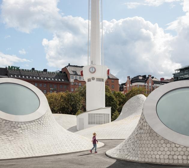 Amos Rex Art Museum © Tuomas Uusheimo