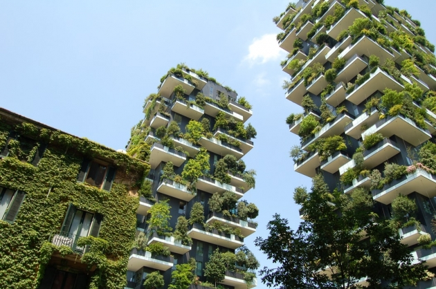 Planted - Green Balconies