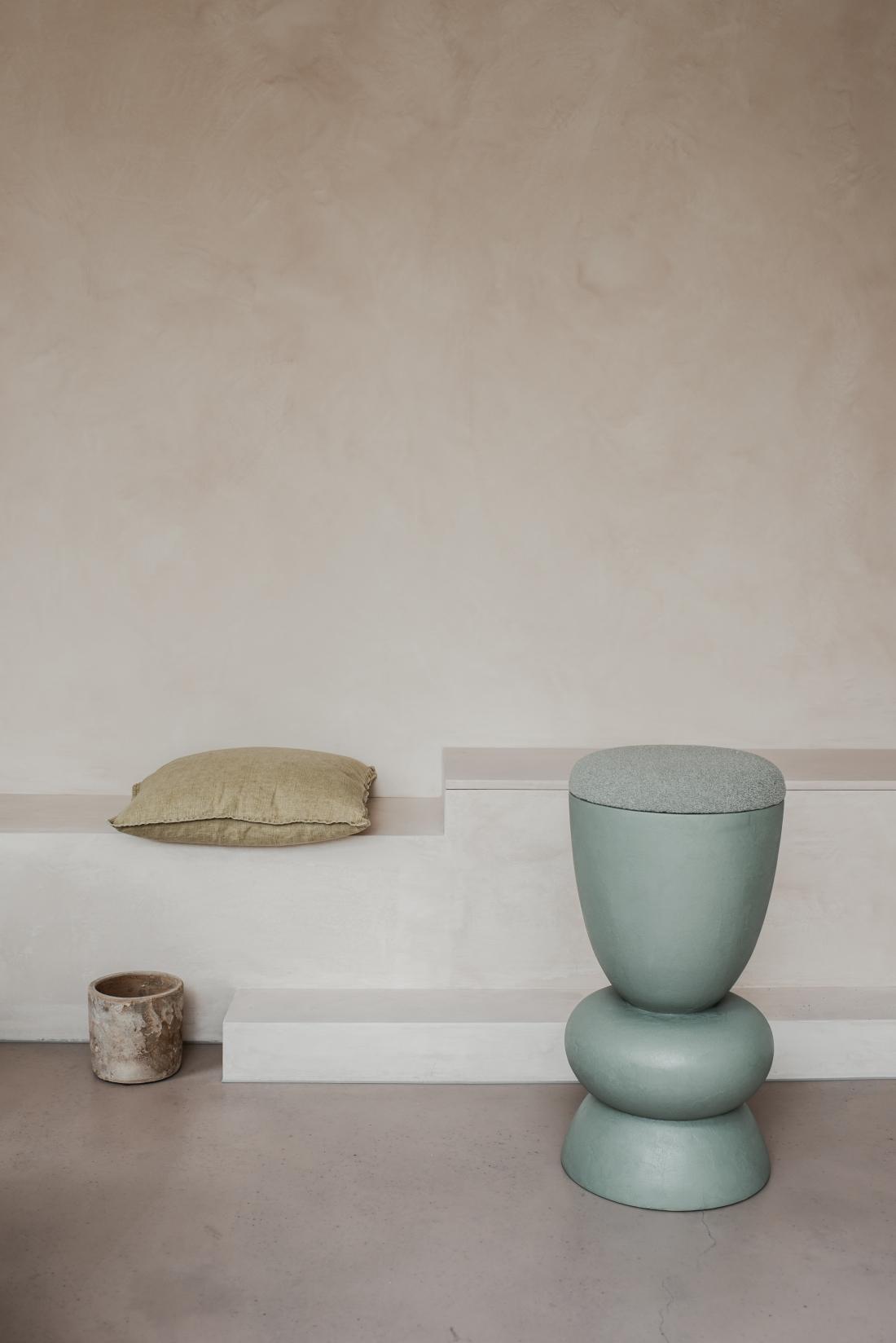 Sella Concept Ladies Pond stool Photo credit Genevieve Lutkin
