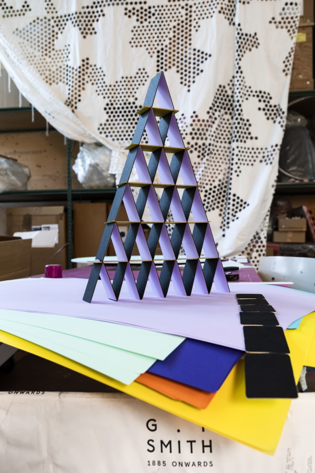 Hem The Incredible House of Cards designed by Bertjan Pot (credit Peter Guenzel)