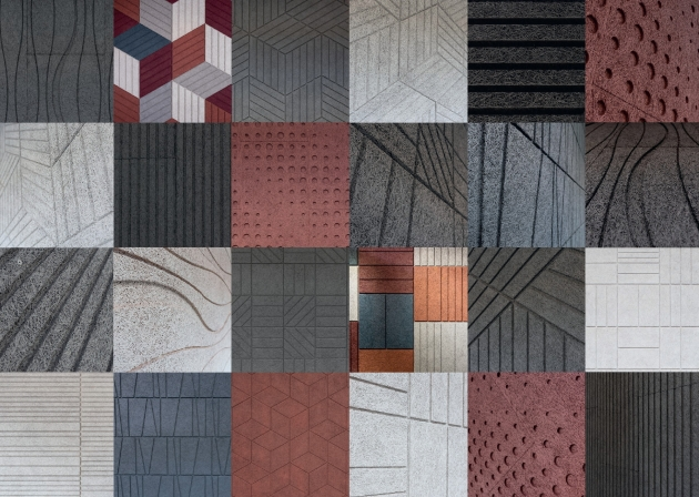 Various patterns by Troldkekt