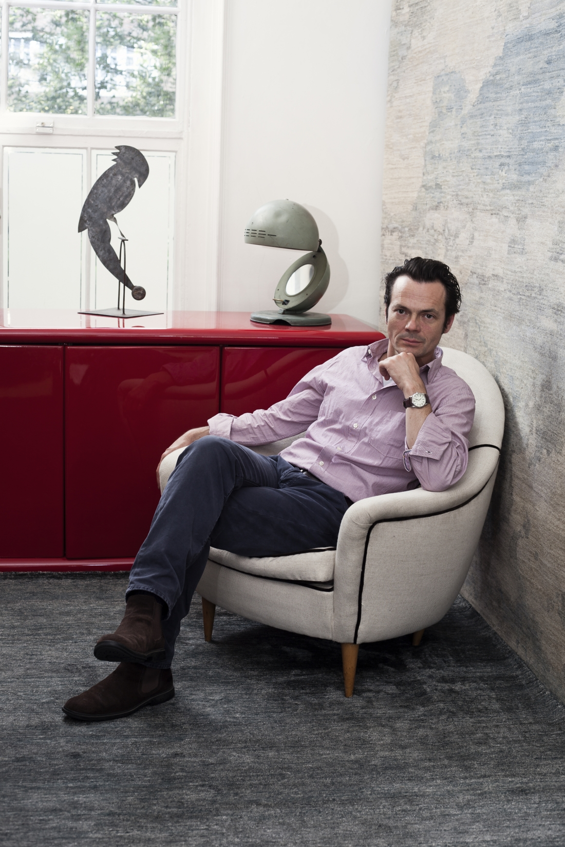 Luke Irwin On Luxury Rug Design The Creative Process And The Benefit Of Collaboration Material Source