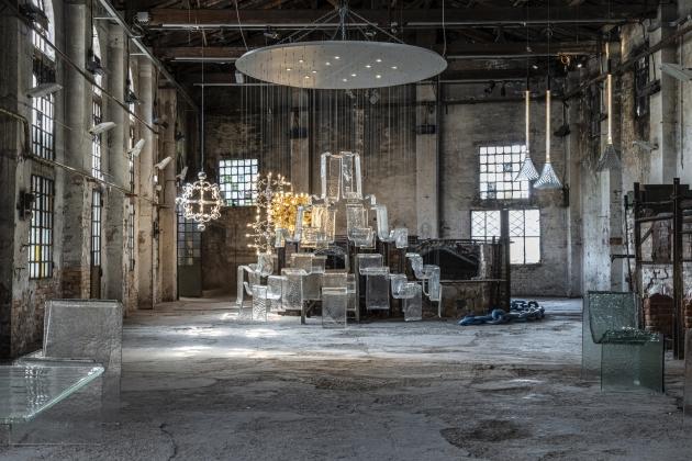 Exhibition Overview - Room 07 @ Fondazione Berengo Art Space (Murano) © Leonardo Duggento