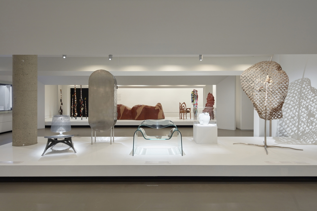 Installation view of History in the Making at NGV International from 22 May – 24 October 2021. Photo: Sean Fennessy