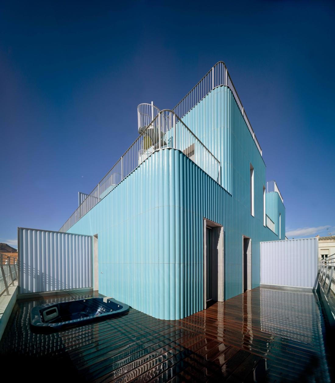 Tile of Spain - Tivoli Martin Lejarraga David Frutos