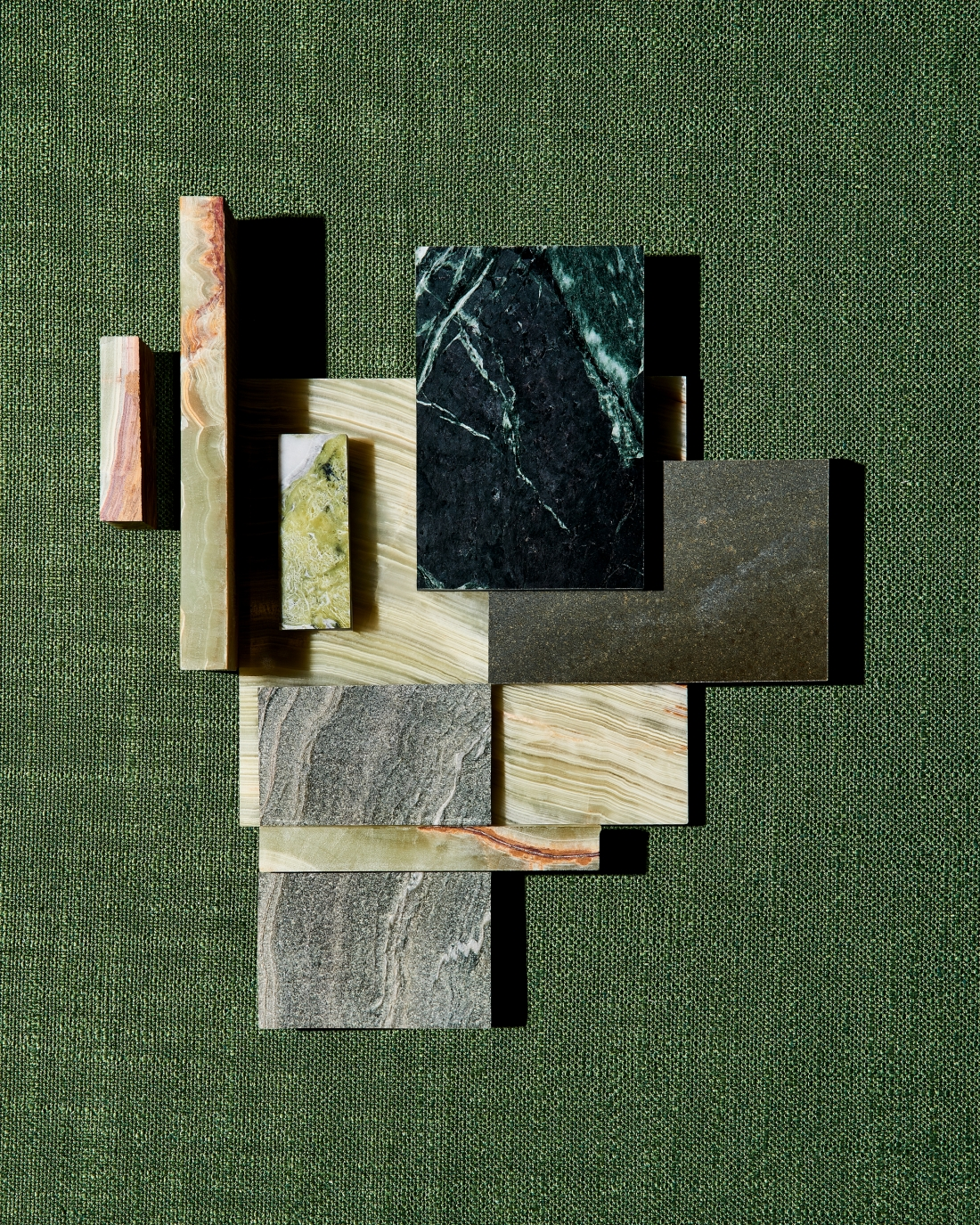 SolidNature - Green Stone Collection