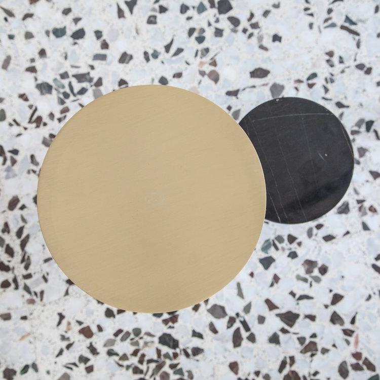 Masnad Side Table - Borgi I Bastormagi