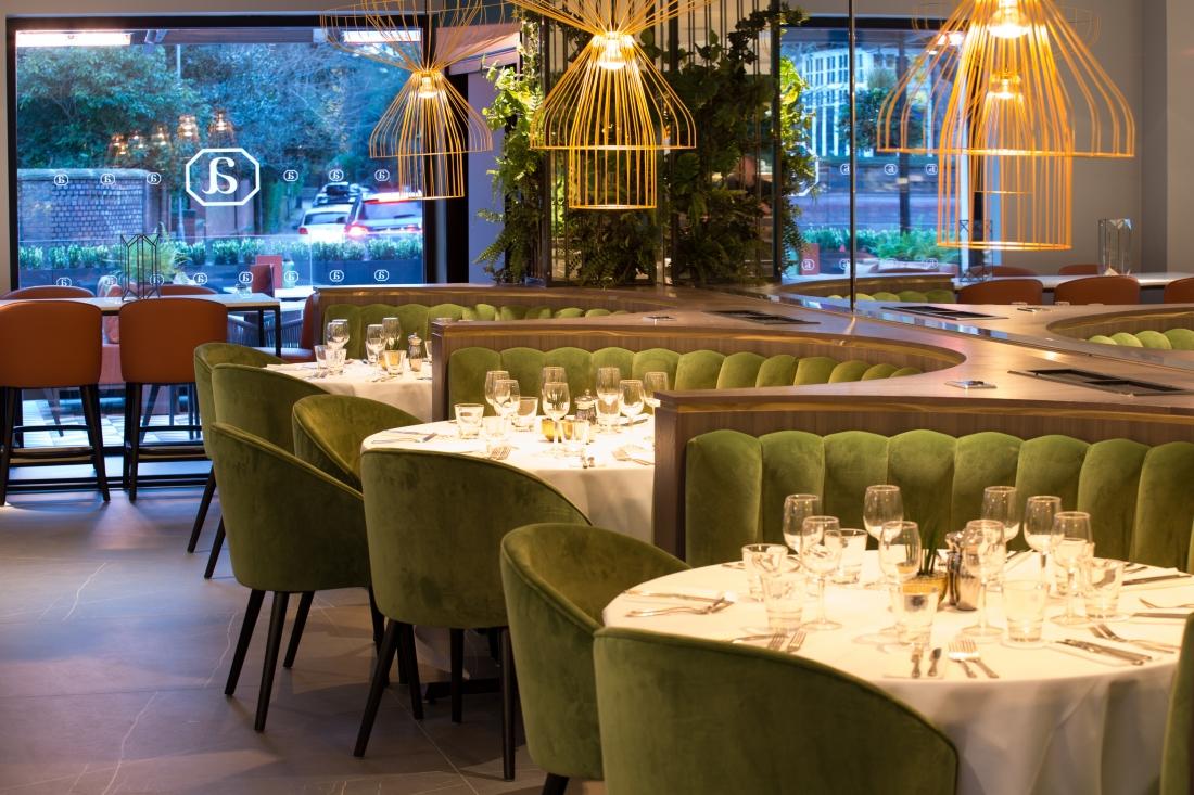 Albert's Didsbury - Dinning