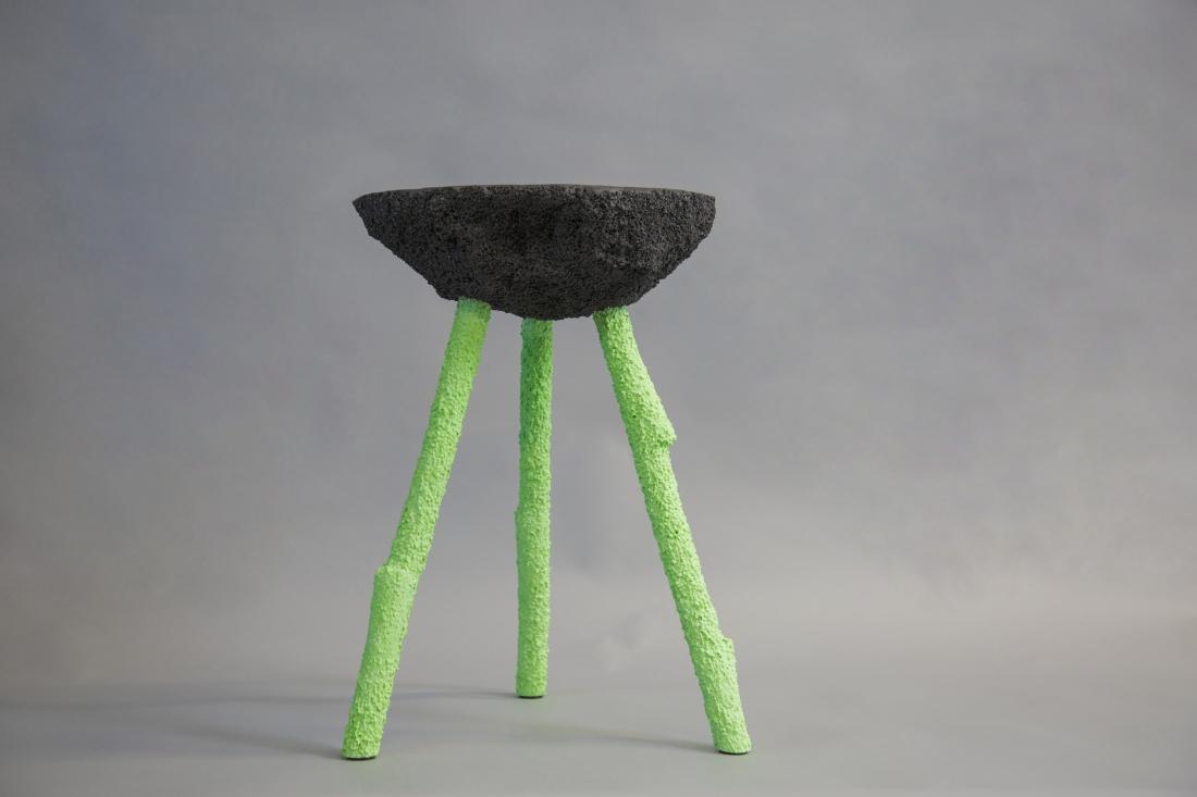 Gavin Keightley, Green Leg, 2018.