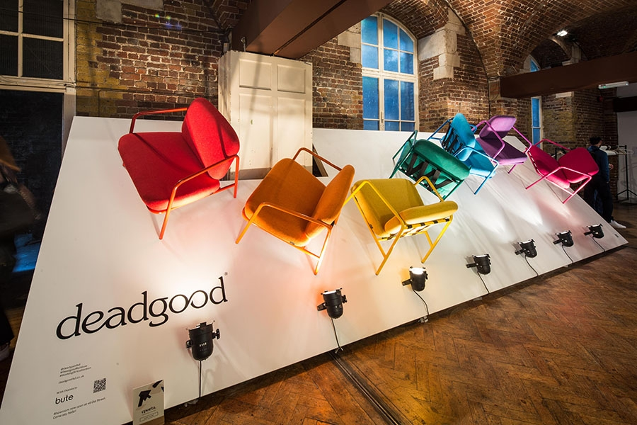 Deadgood at British Collection, CDW 2018