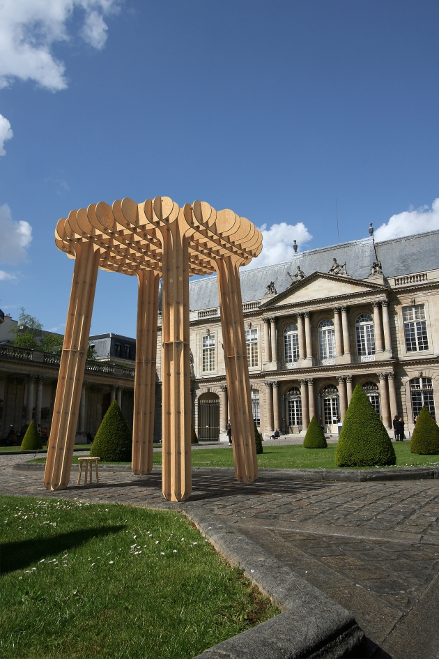 UBLIK aux Archives Nationales - Paris Design Week