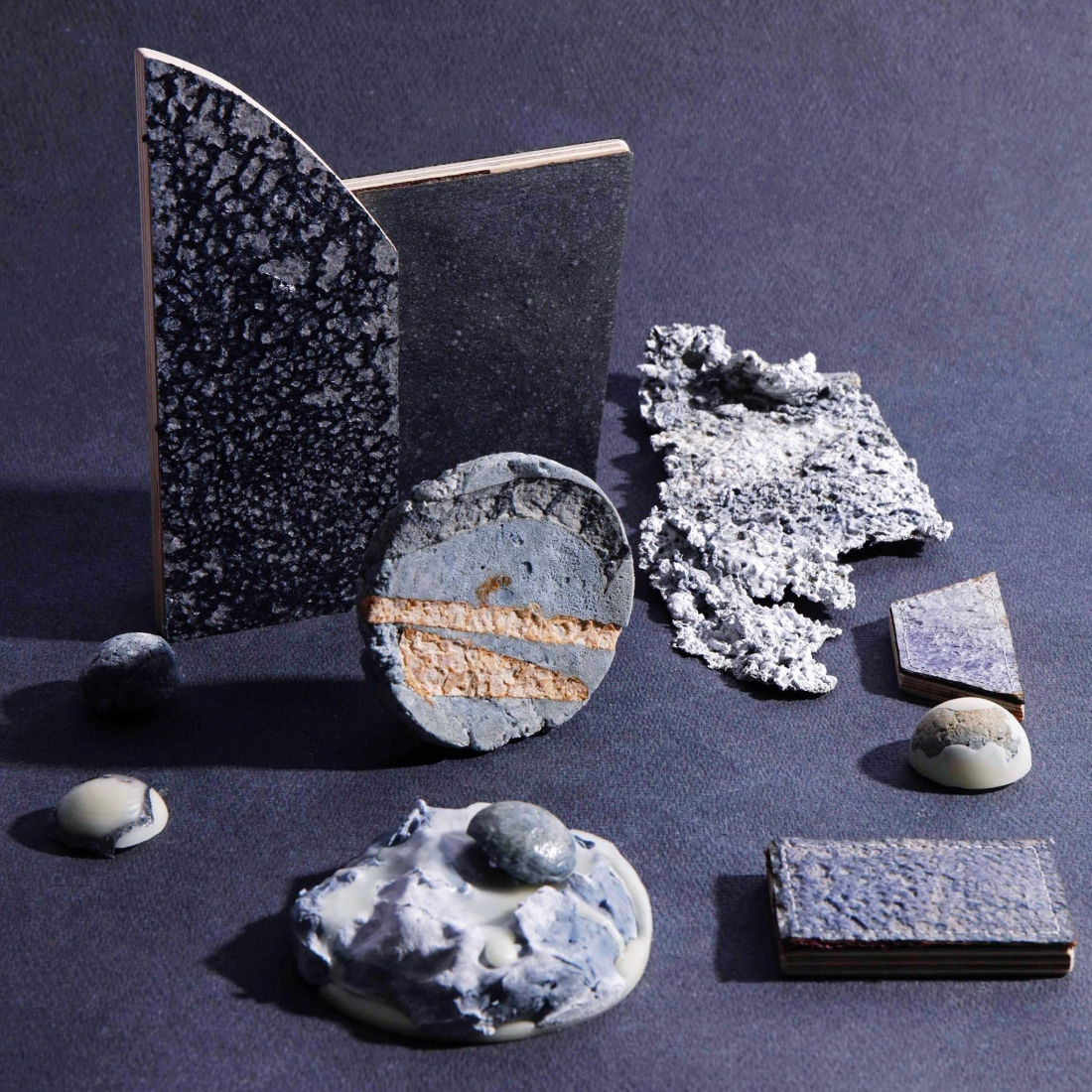 Hannah Elisabeth Jones - BioMarble - Natural Materials