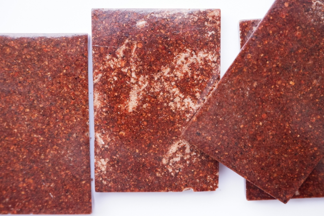 Paula Nerlich, Circular Materials, COCOA tiles © Paula Nerlich