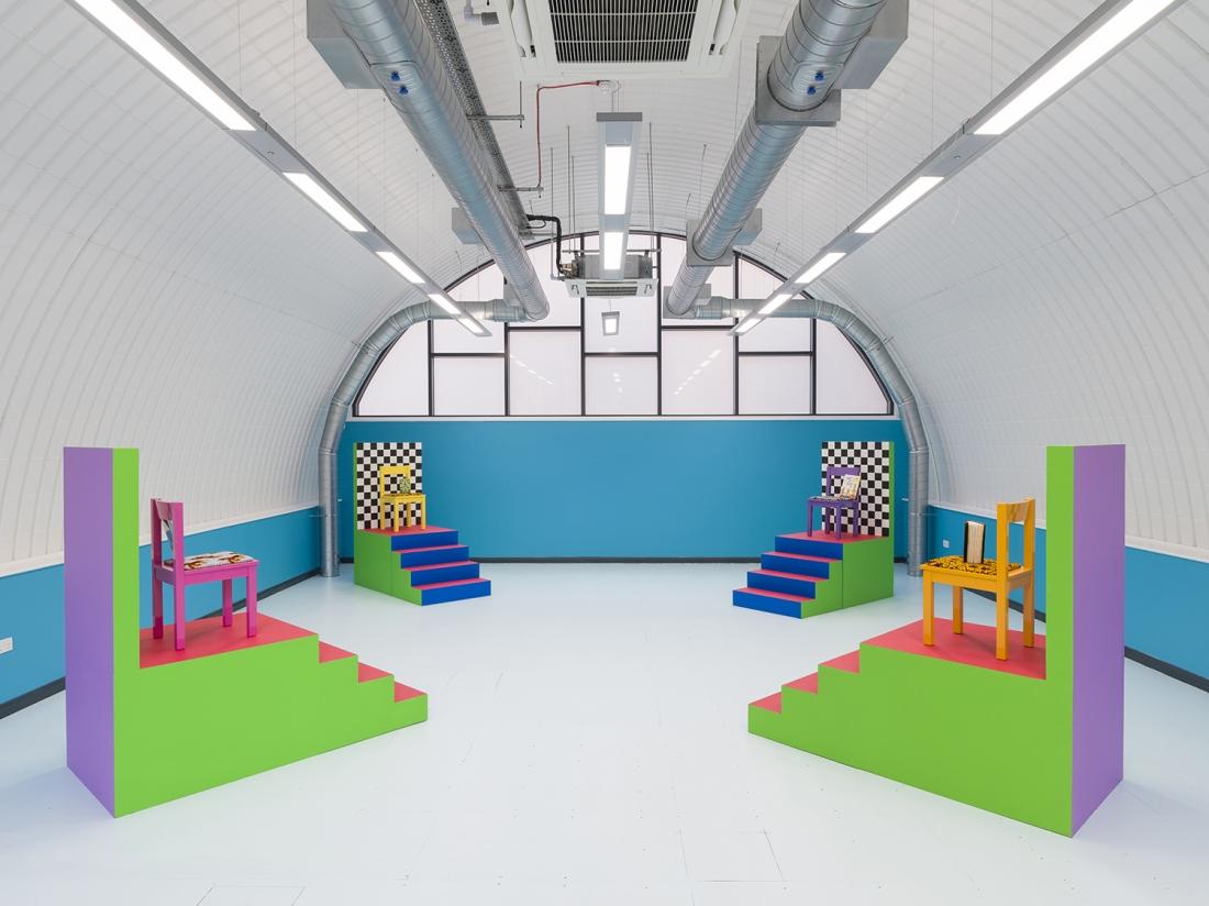 LCW Nine Elms Exhibition, Andrew Meredith