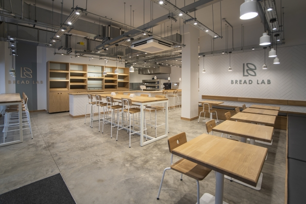 Liqui Group - Bread Lab Bakery - London.