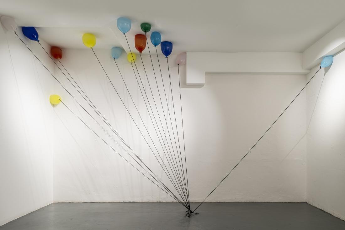 REASONABLE BOUNDS by Maarten Baas @ Fondazione Berengo Art Space (Murano) © Leonardo Duggento