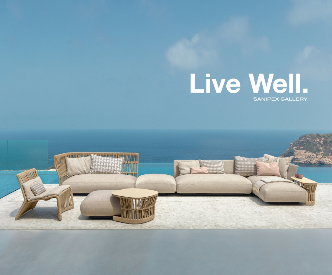 Live Well at Sanipex Gallery