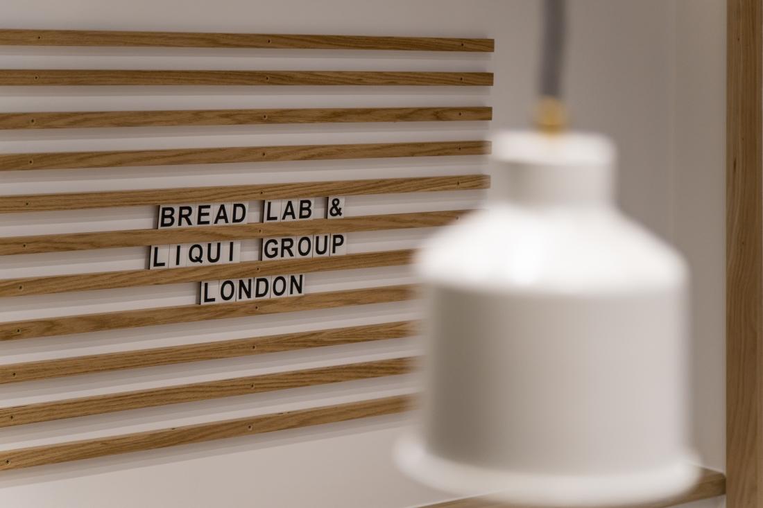 Liqui Group - Bread Lab Bakery - London.